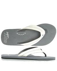 Cobian White Super Jump Sandals 13