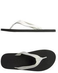 Burberry London Thong Sandals