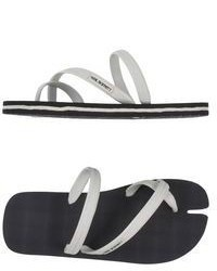 Neil Barrett Toe Strap Sandals