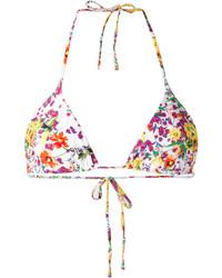 Floral bikini top medium 4105477