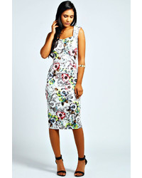 ac830a1a676a Women's White Floral Bodycon Dresses by Boohoo | Women's Fashion ...