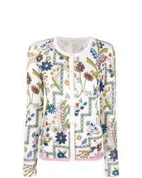 Tory Burch Meadow Sweet Cardigan