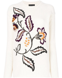 Etro Embroidered Knit Sweater