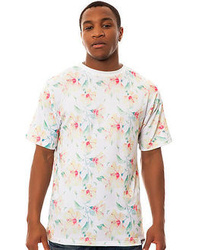 Dfynt The Hibiscus Sublimation Tee