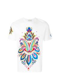 Etro Floral Paisley T Shirt