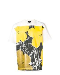 Calvin Klein 205W39nyc Floral Print T Shirt