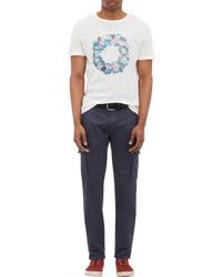 Gant Rugger Floral Print Midsummer T Shirt