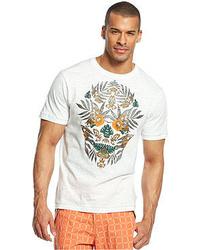 Sean John Skull Tropic T Shirt
