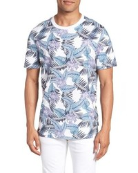 Ted Baker London Slim Fit Tinned Floral Graphic T Shirt