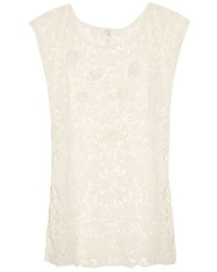 Emamo Emam Floral Crochet Cover Up