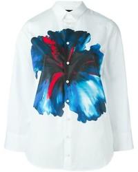 Dsquared2 Floral Print Shirt