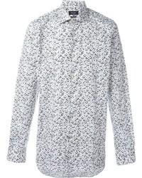 Paul Smith London Floral Print Shirt