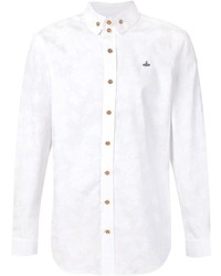 Vivienne Westwood Man Floral Print Shirt