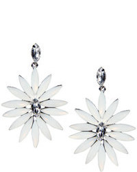 Boohoo Amy Floral Statet Earrings