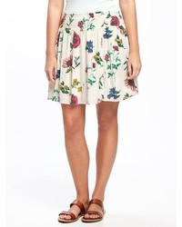 Floral circle skirt for medium 3649551