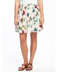Floral circle skirt for medium 3649551