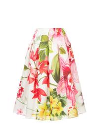 Bambah Lotus Midi Skirt