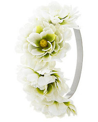 Charlotte Russe Oversized Flower Crown