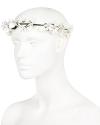 River Island Cream Flower Hair Garland
