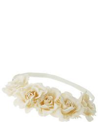 Dorothy Perkins All About Rose Cream Flower Headband