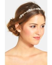 Wedding Belles New York Crystal Floral Headband
