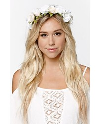 With Love From Ca Oversized Flower Crown