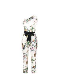 Liu Jo Floral Tailored Jumpsuit
