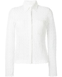 See by Chloe See By Chlo Floral Lace Shirt