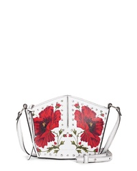 Alexander McQueen Mini Studded Leather Bucket Bag