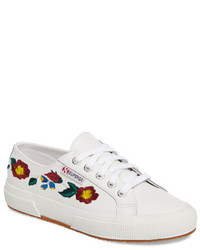 Superga 2750 Embroidered Sneaker