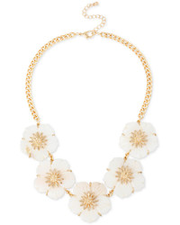 M haskell for inc gold tone floral collar necklace only at macys medium 417801