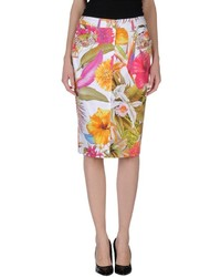 Clips 34 Length Skirts