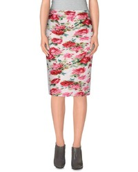 Frankie Morello Knee Length Skirts