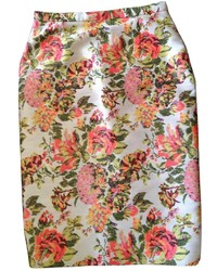 Stella McCartney Stella Mc Cartney Flower Pencil Skirt