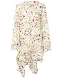 Faith Connexion Floral Shirt Dress