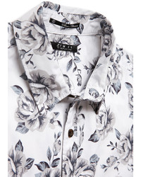 21men 21 Floral Print Shirt | Where to buy & how to wear