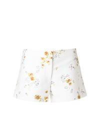 Giambattista Valli Floral Brocade Shorts
