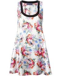 Ungaro Emanuel Floral Flared Dress