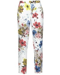 Sierra floral print trousers medium 594803