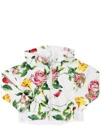 MonnaLisa Floral Light Muslin Cotton Sweatshirt