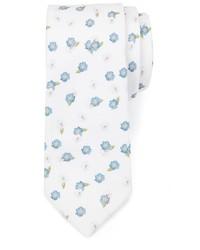 Ted Baker Exoite Floral Print Skinny Tie