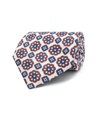 Suitsupply Floral Linen Tie