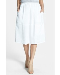 Eileen Fisher Organic Linen Skirt