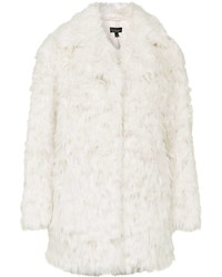 White Fur Coat