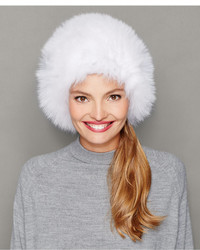 The Fur Vault Fox Fur Hat