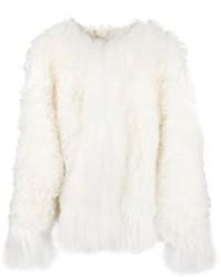 Chloé Mongolian Shearling Jacket