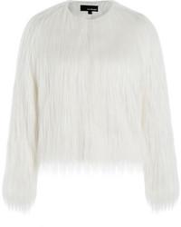 The Kooples Faux Fur Jacket