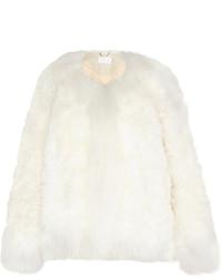Chloé Oversized Shearling Jacket