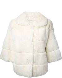 P.A.R.O.S.H. Rabbit Fur Coat
