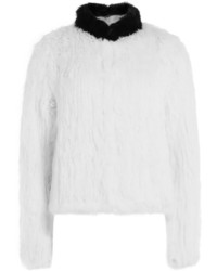 Zadig & Voltaire Rabbit Fur Coat